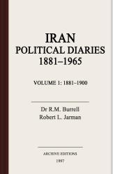 Iran : political diaries, 1881-1965